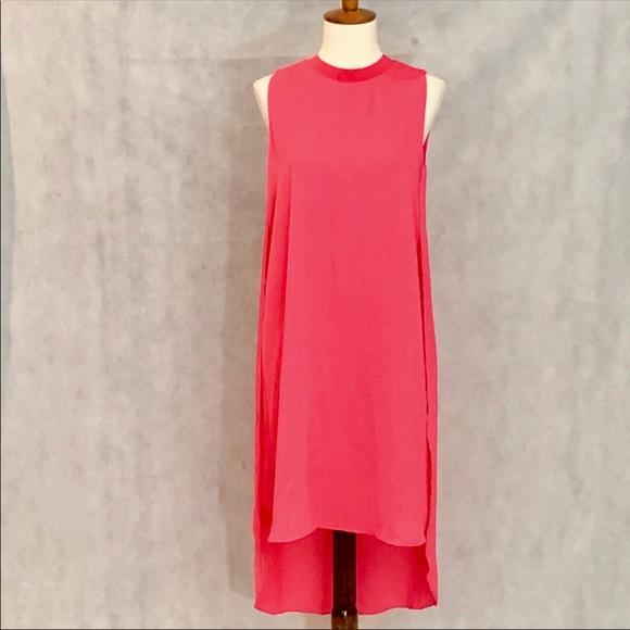 RACHEL Rachel Roy Dresses & Skirts - RACHAEL by Rachael Roy Sheer High/Low Dress